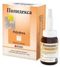 Полидекса, капли уш. 10.5 мл №1